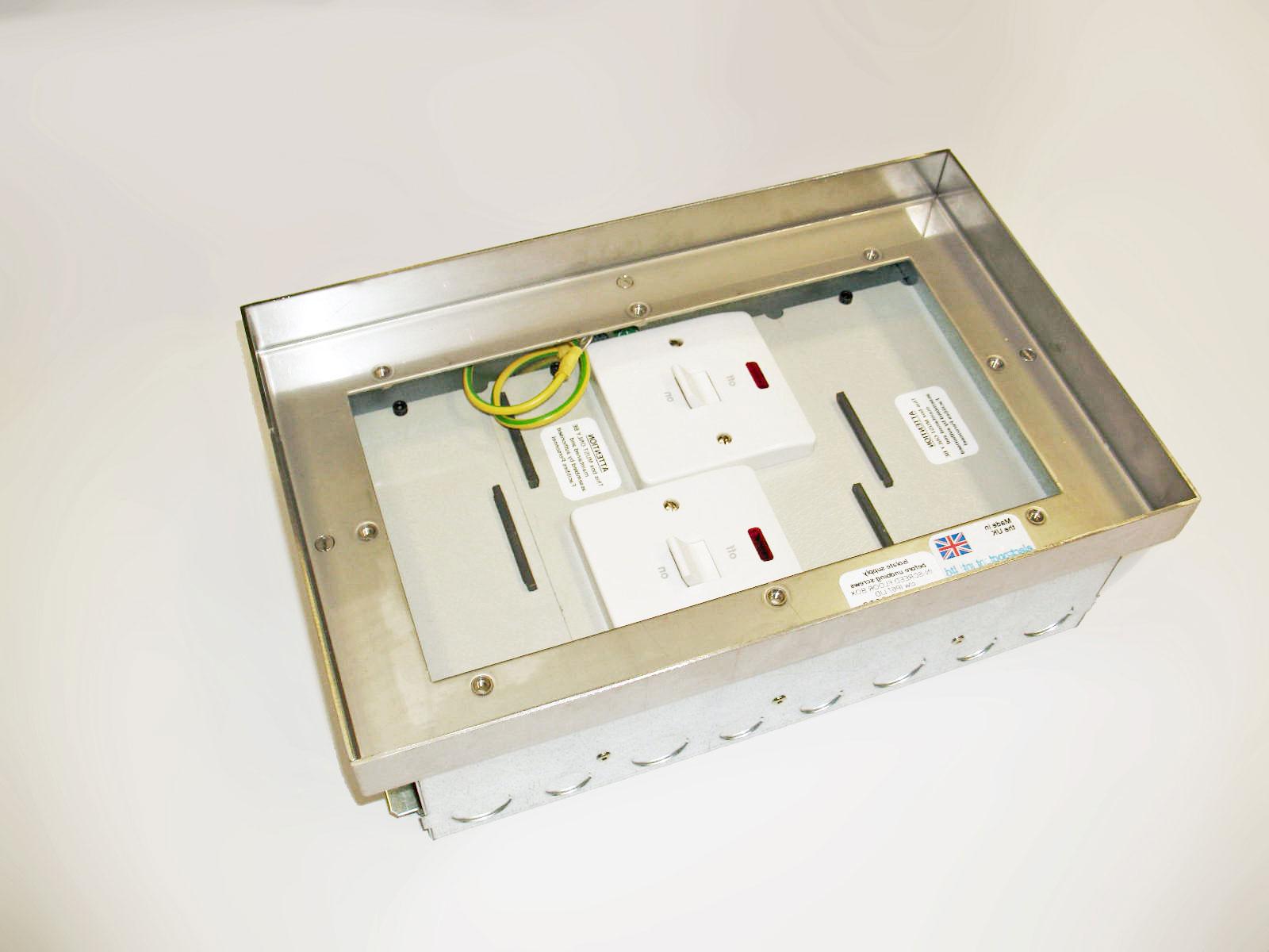 Ip67 Floor Boxes Electropatent