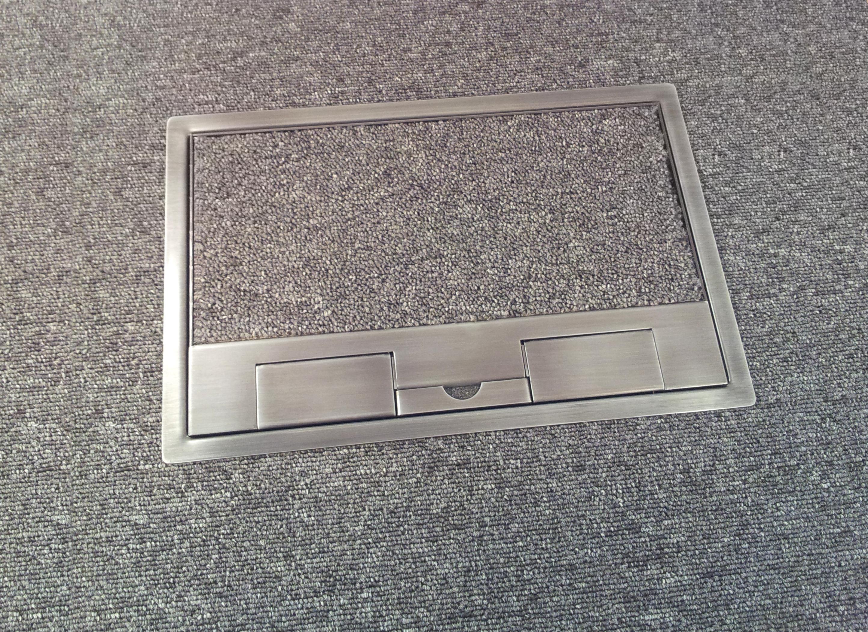 Gazelle Raised Floor Boxes Electropatent